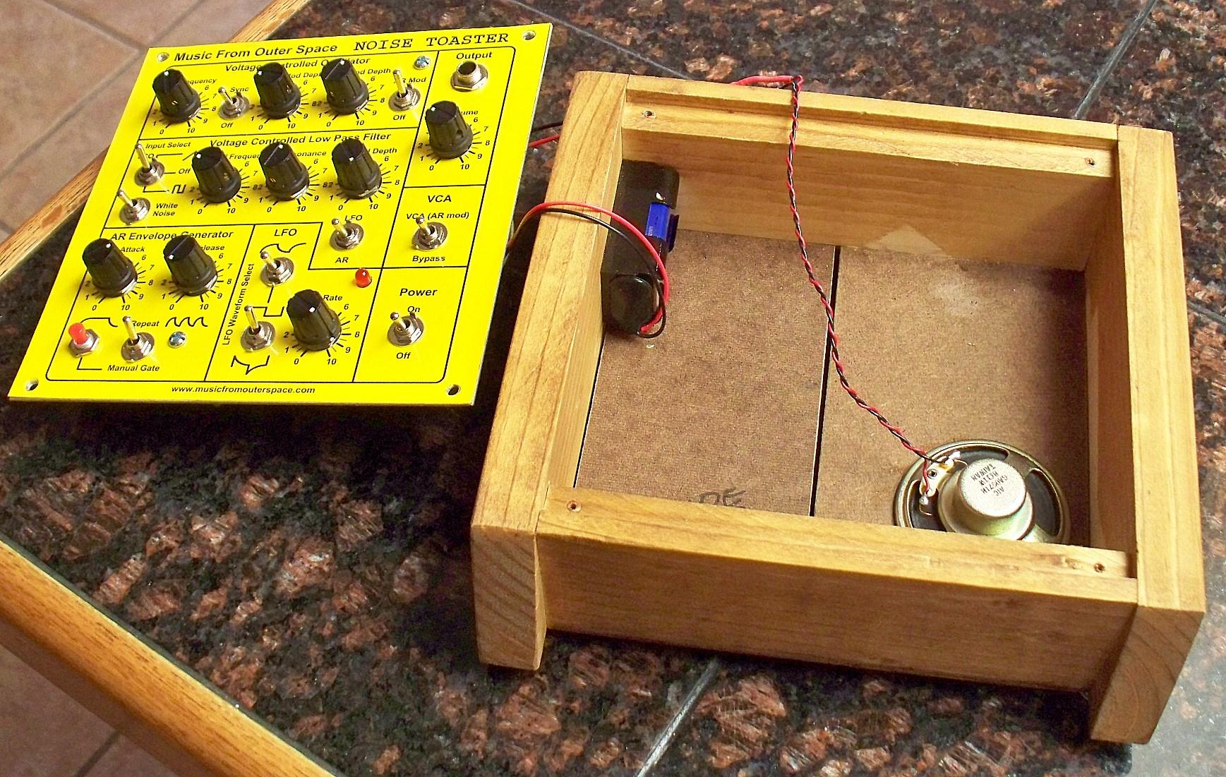 Mfos Noise Toaster Jack Radio Shack Wiring Diagram