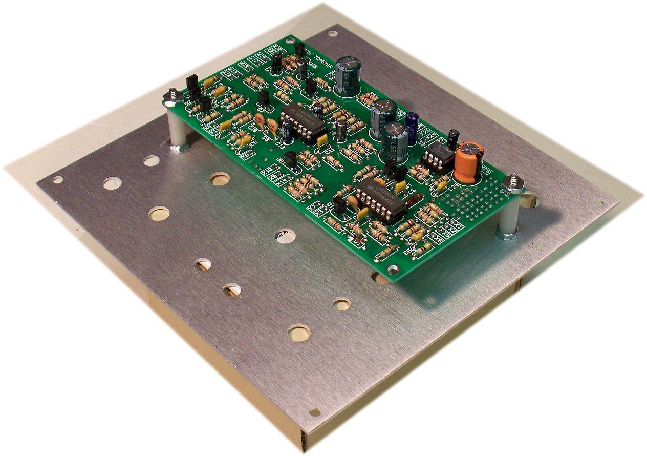 Mfos Noise Toaster Jack Radio Shack Wiring Diagram How