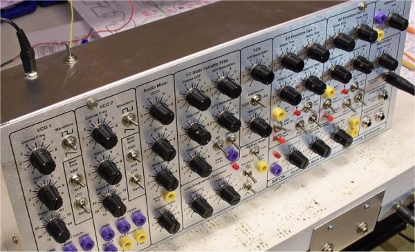 Music From Outer Space - Your Synth-DIY Headquarters